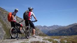 Cykloturistika - Čierny Balog