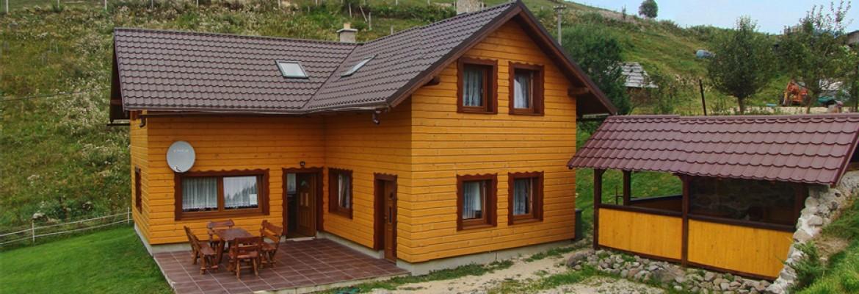Príjemné rodinné prostredie na chate v Čiernom Balogu